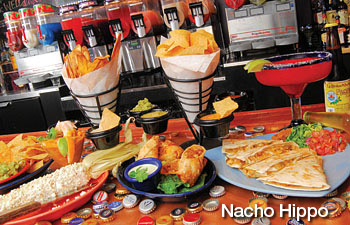 Nacho Hippo food