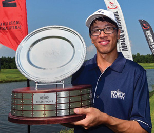 Tae Kim wins the 2015 World Amateur Handicap Championship in Myrtle Beach