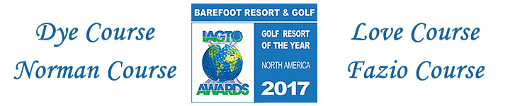 golf resort of the year