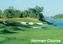 Norman Course at Barefoot Resort