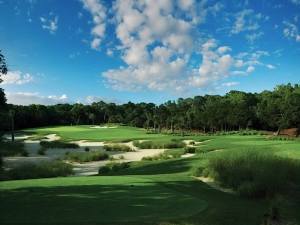 Bald Head Island Club Hole 2
