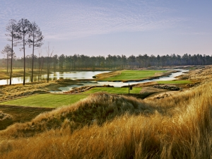 Cape Fear National hole 13