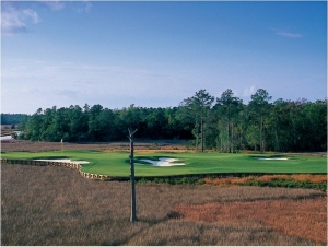 Carolina National golf course marsh photo
