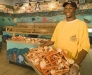 Crabby Mikes crab legs