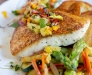 Hickory Shaft Bistro fish