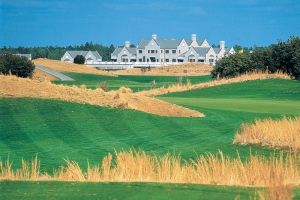 Legends Clubhouse from Heathland Course