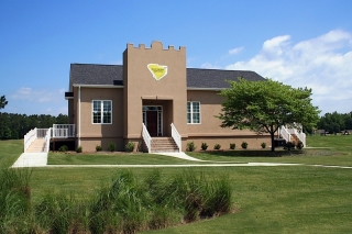 South Carolina Golf Center exterior