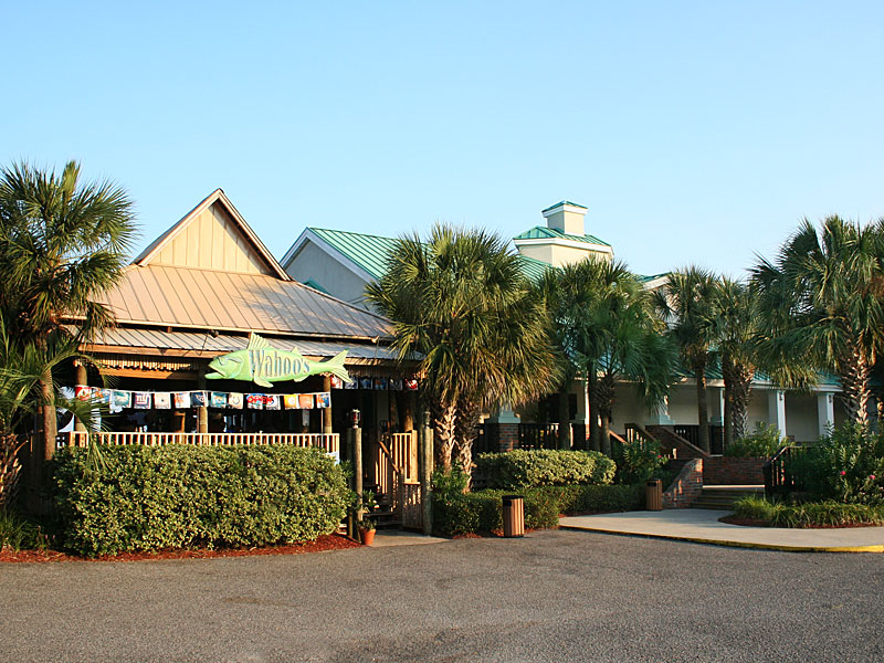 wahoos fish house in murrells inlet myrtle beach golf
