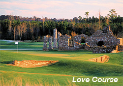 Love Course At Barefoot Resort