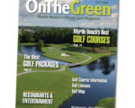 On The Green Magazine cover