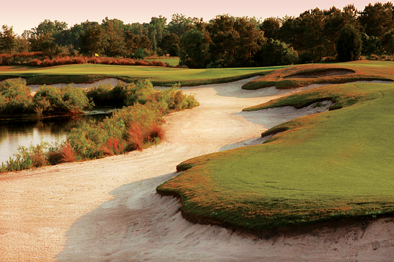 Barefoot Golf Resort Fazio Course A