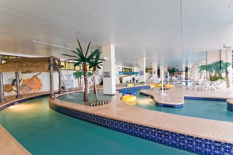 Caribbean Resort Lazy River