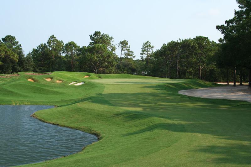 Founders Club Golf Hole