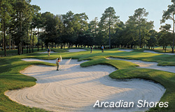 Myrtle Beach golf news Arcadian Shores