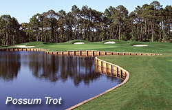 Myrtle Beach golf news Possum Trot