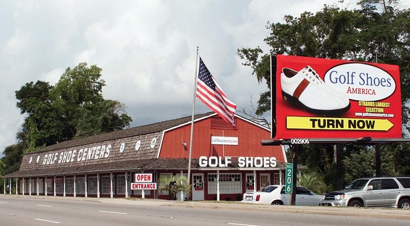 American Golf Shoe Manufacturers