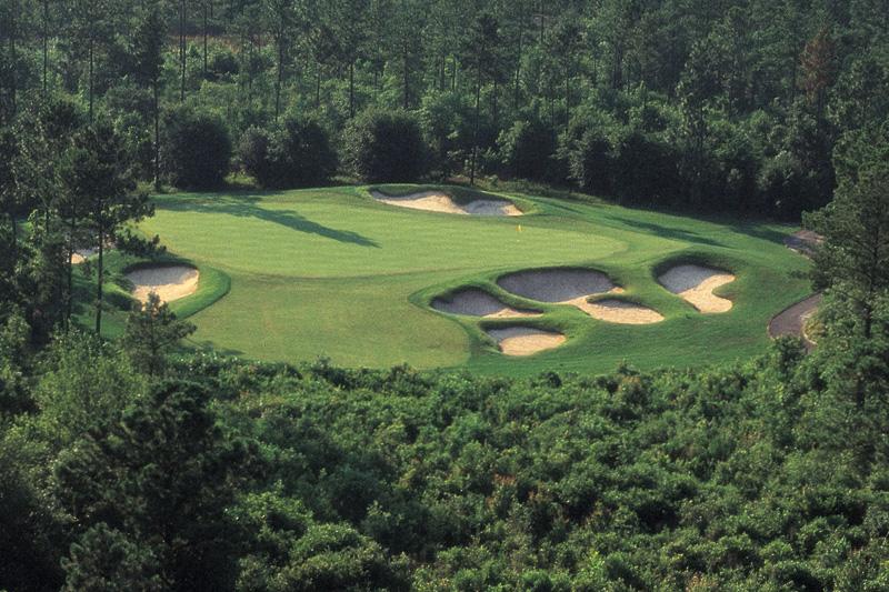 Legends Parkland Course Aerial