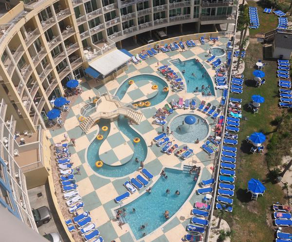 Hotel North Myrtle Beach South Carolina