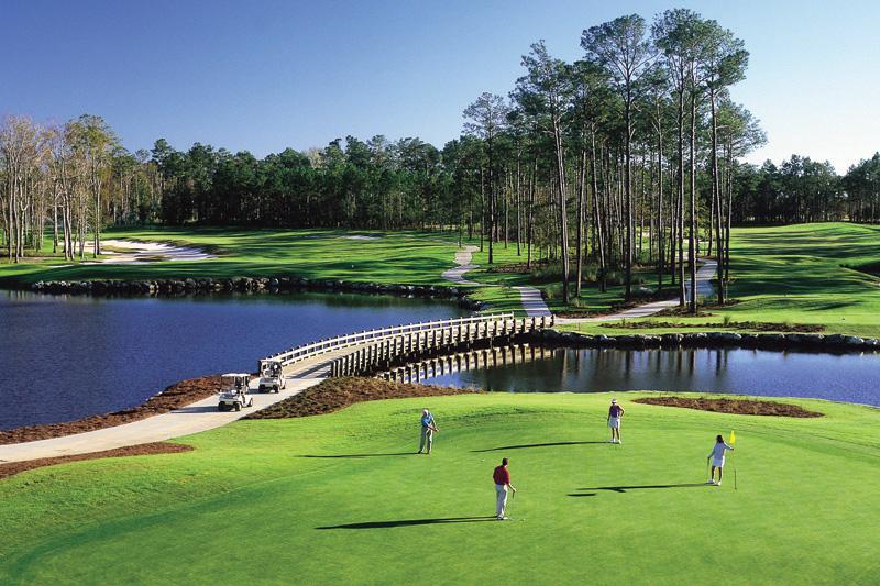 Tigers Eye Golf Course