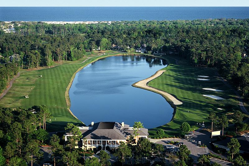 Myrtle Beach Golf On The Green