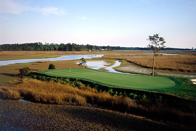 Rivers Edge Golf Course Myrtle Beach
