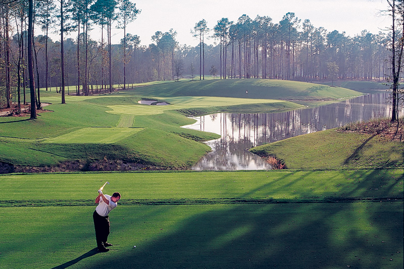 Beachwood Golf Course In Myrtle Beach
