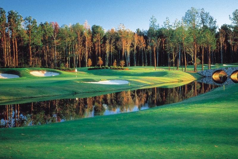World Tour Golf Course
